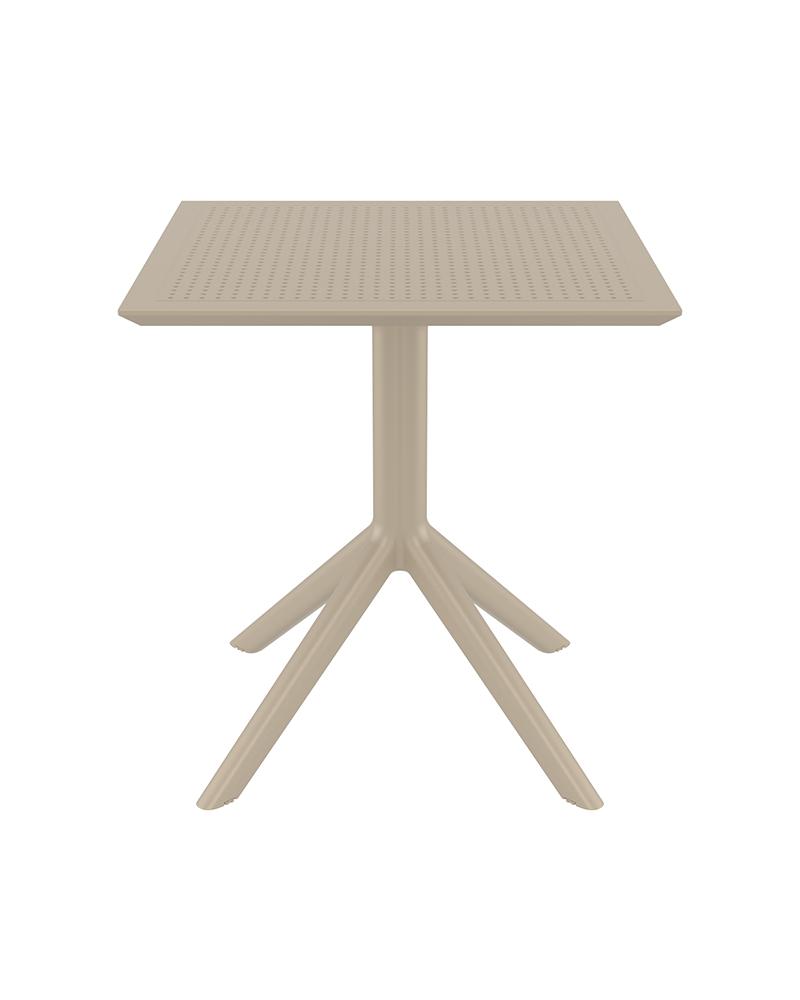 Kezdőlap SA Sky kültéri asztal 70x70 cm