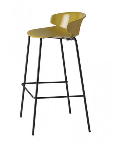 Kezdőlap MO Classy erős műanyag design bárszék