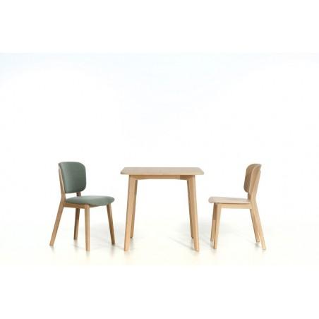 EG LOF IV. minőségi kárpitozott fa szék