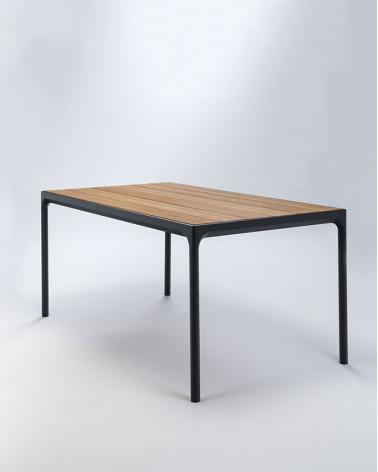 Kezdőlap HE Four II. kültéri asztal 90x90/160/210/270 cm méretben