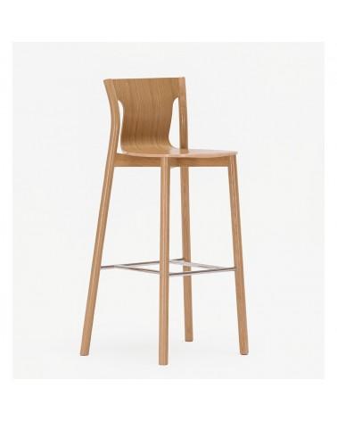 EG Tolo minőségi fa bár szék