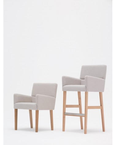 EG ZAP minőségi kárpitozott fa szék