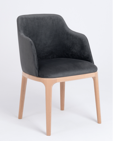 Kezdőlap RM Lulu minőségi karfás szék választható kárpittal
