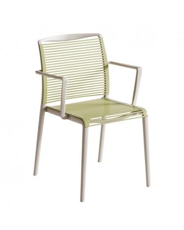 GE Avenica minőségi kültéri műanyag szék
