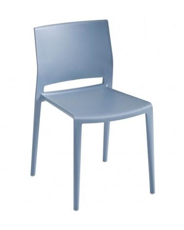 Kültéri műanyag székek GE Bakhita minőségi kültéri karfás szék