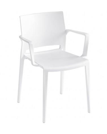 Kültéri műanyag székek GE Bakhita minőségi kültéri szék