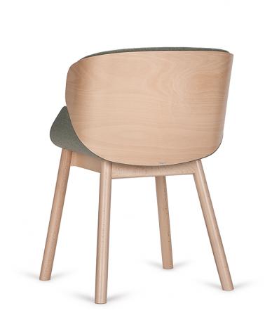 Kezdőlap PG Aria I. magasminőségű kárpitozott szék