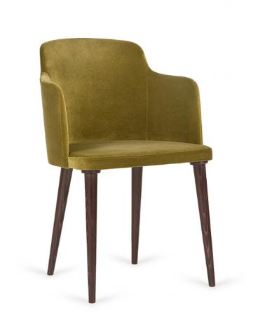 Kezdőlap PG Lagom I. magasminőségű kárpitozott szék
