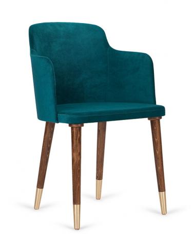 Kezdőlap PG Lagom II. magasminőségű kárpitozott szék