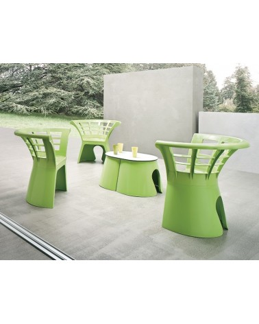 GE Flower minőségi kültéri szék
