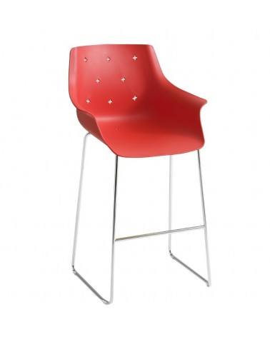 Műanyag bárszék GE More minőségi bár szék