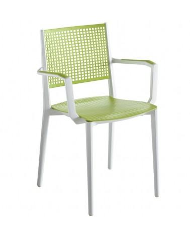 GE Kalipa minőségi kültéri karfás szék