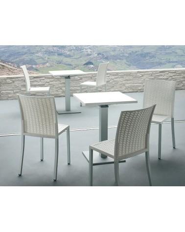 Kültéri rattan székek GE Tea minőségi kültéri szék