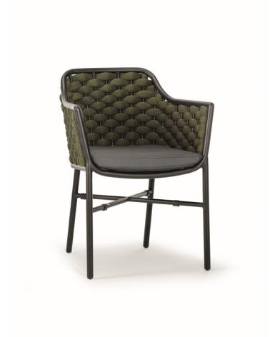 Kezdőlap NI Panama Kényelmes Kültéri szék zöld Színben