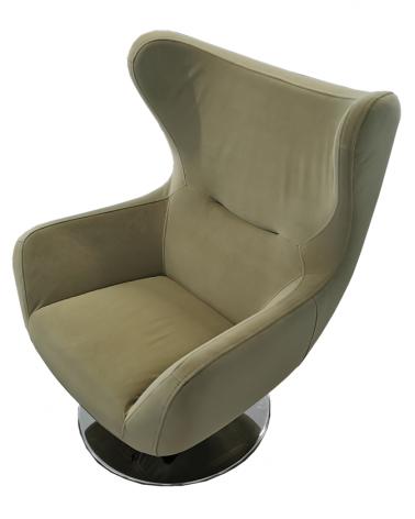 Fotelek HO Plum kárpitozott fotel egyedileg választható színben