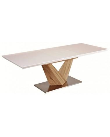 Étkezőasztalok LA Alaras 140(200) és 160(220)cm kihúzható étkezőasztal