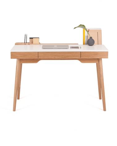 Kezdőlap PG Omni Magasminőségű tölgyfa íróasztal