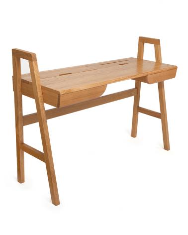 Kezdőlap PG Univers Magasminőségű tölgyfa íróasztal