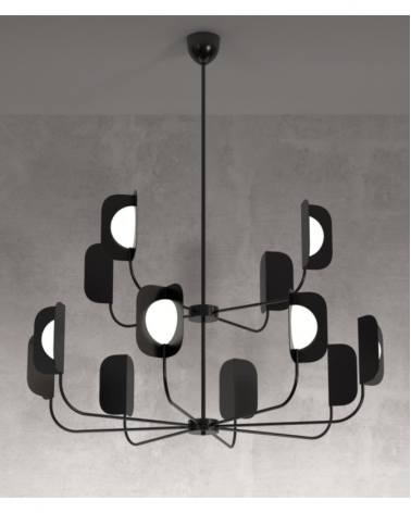 Kezdőlap CM Snake I. replica lampa suspendata de design