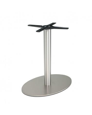 Asztalláb, asztallap, asztalbázis PE 501 Inox asztalbázis