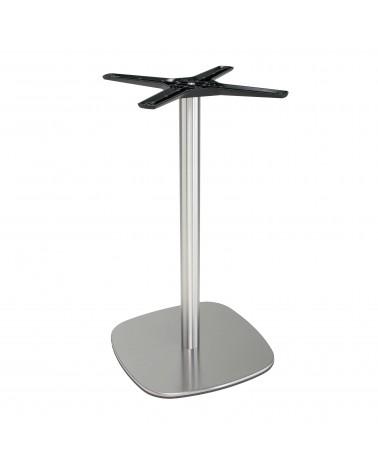 Asztalláb, asztallap, asztalbázis PE 532 Inox asztalbázis