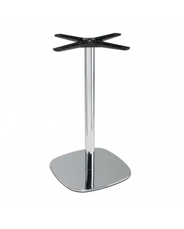 Asztalláb, asztallap, asztalbázis PE 532 Krómozott asztalbázis