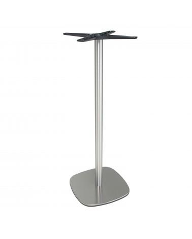 PE 532 A Inox bár asztalbázis