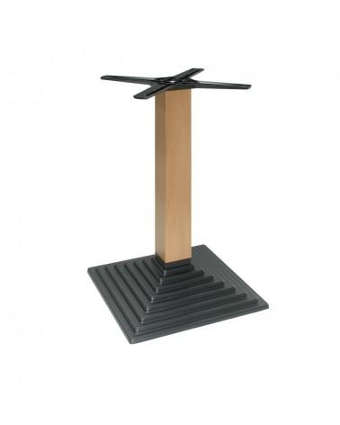 Beltéri bútorok PE 103 W fa asztalbázis