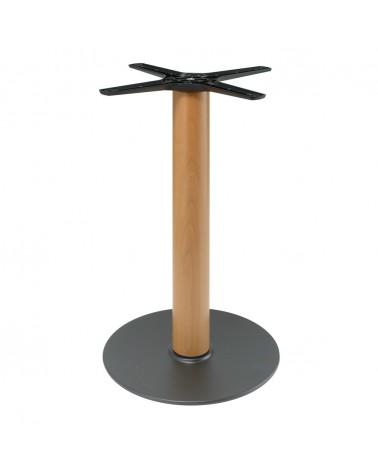 Beltéri bútorok PE 109 W fa asztalbázis