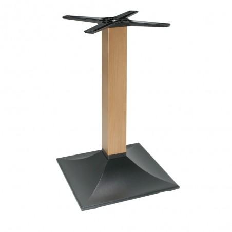 Beltéri bútorok PE 2003 W fa asztalbázis
