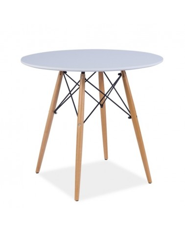 LA Soho asztal 80x80