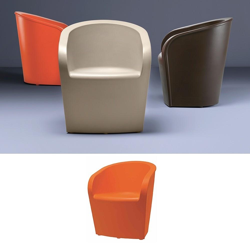 MO Syt 200 műanyag fotel kültéri - beltéri fotel