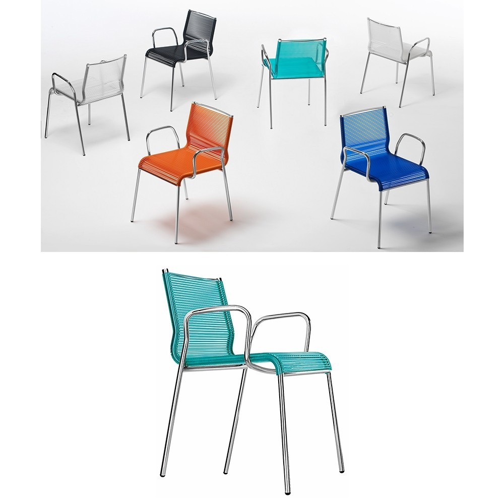 MO Plot kültéri műanyag szék