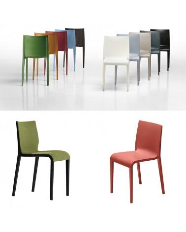 MO Nassau műanyag szék