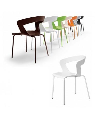 Szék MO Ibis fémvázas műanyag szék