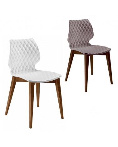 MO Uni favázas műanyag szék