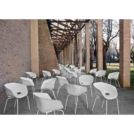 Szék MO Uni-Ka Fémvázas műanyag szék