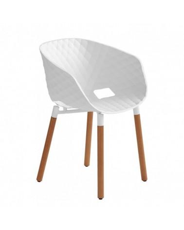 Szék MO Uni-Ka II. Favázas műanyag szék