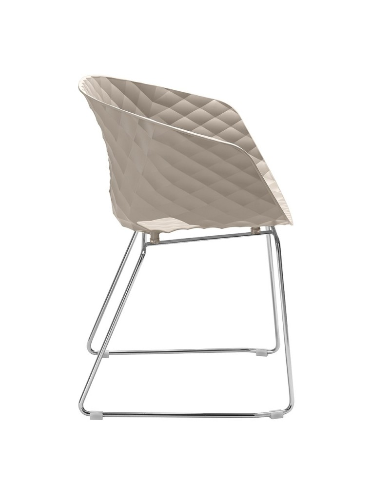 MO Uni-Ka II. Fémvázas műanyag szék