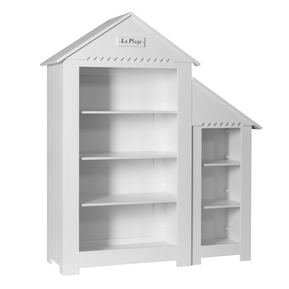 PI Marsylia Könyvespolc együttes gyerekbútor fehér vagy vanília színben
