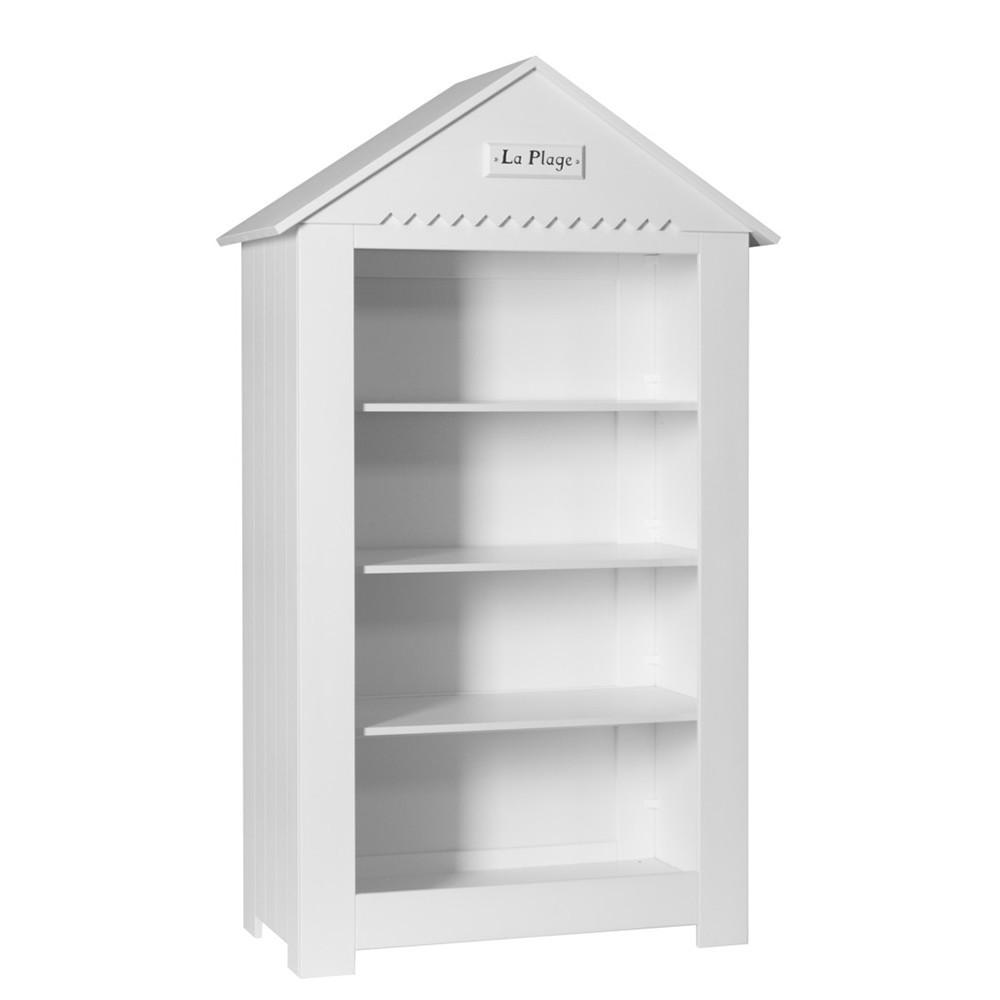 PI Marsylia Nagy Könyvespolc gyerekbútor fehér vagy vanília színben