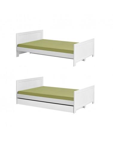 Gyerekbútorok PI Blanco 200 x 120 cm vagy 200 x 140 cm gyerekágy