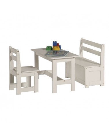 Gyerekbútorok PI Kisasztal gyerekbútor