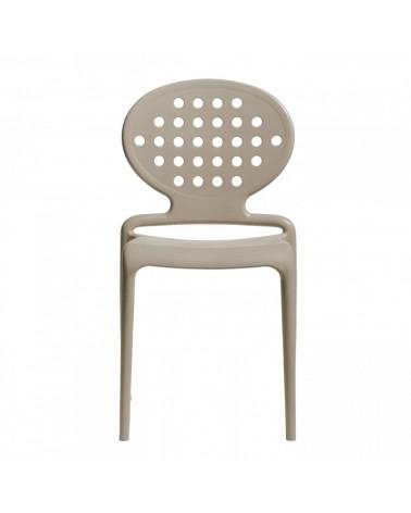 SC Colette műanyag kültéri szék