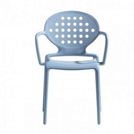 SC Colette karfás műanyag kültéri szék