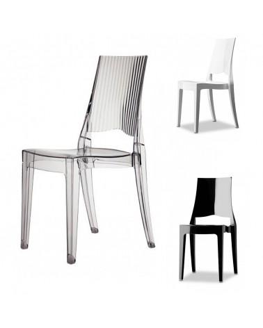 Szék SC Glenda műanyag kültéri szék