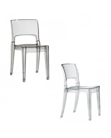 SC Isy antishock műanyag kültéri szék