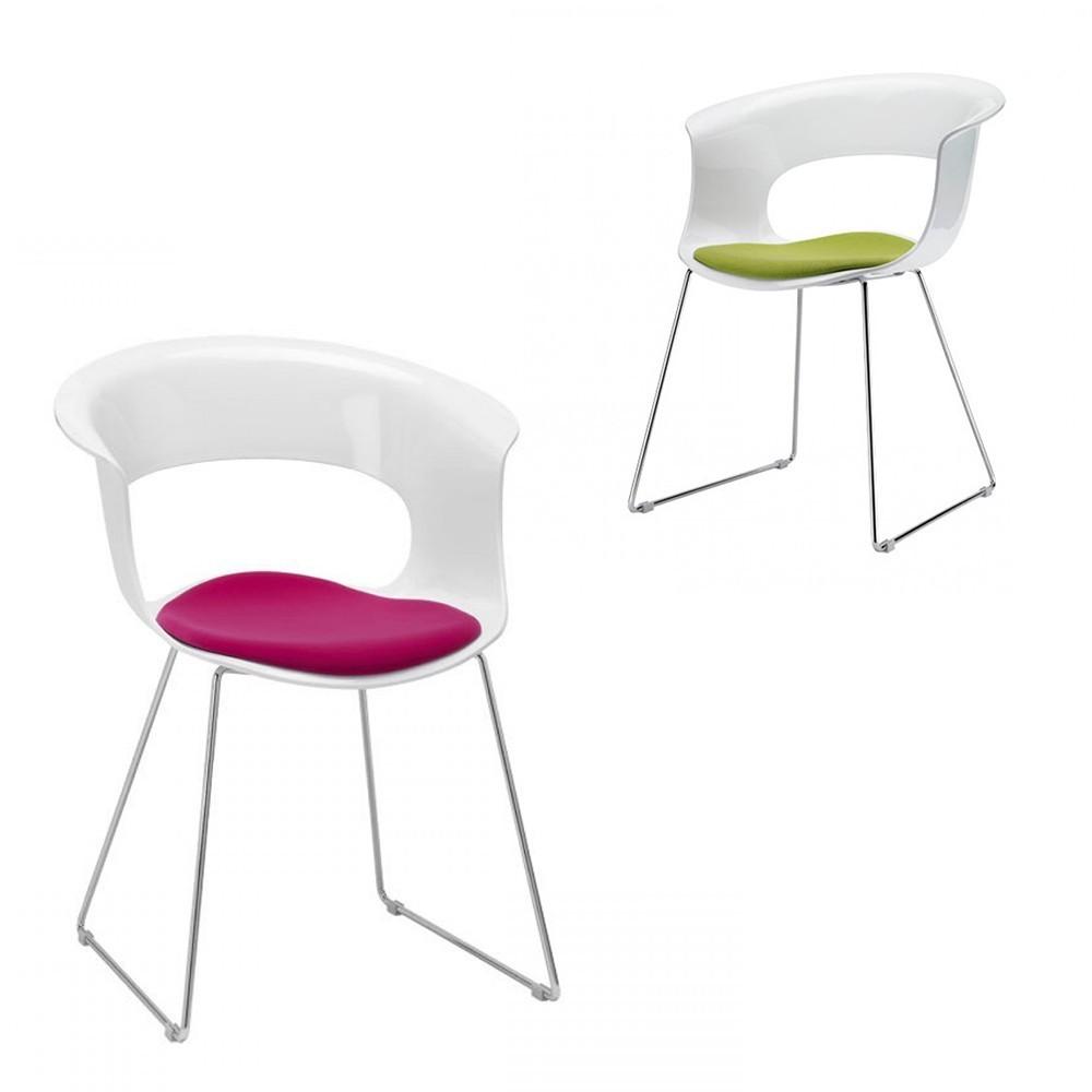 SC Miss B II. műanyag szék