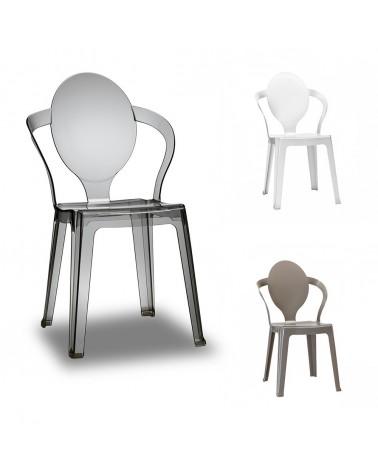 Szék SC Spoon műanyag kültéri szék