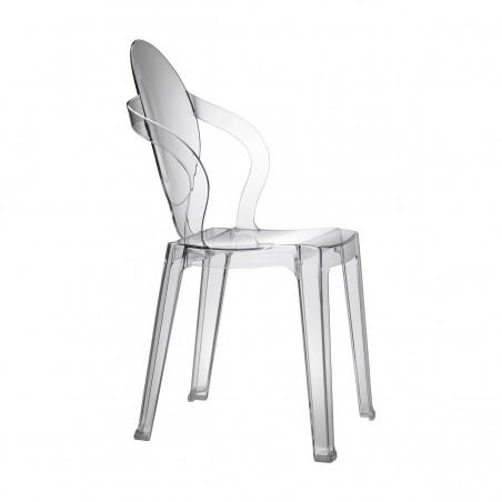 SC Spoon műanyag kültéri szék